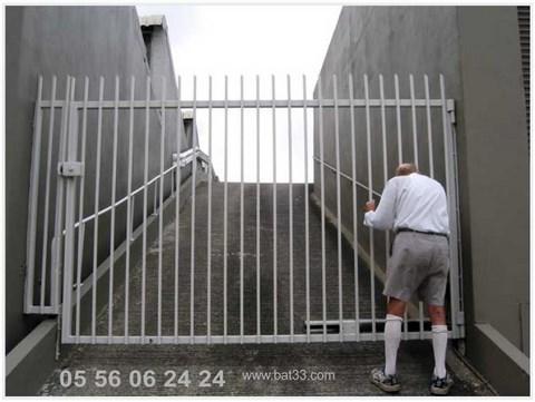 Blocage portail gironde - Portail garage automatique ...